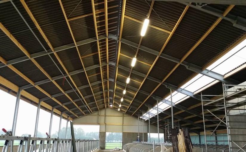 Stal Velswijk - verlichting